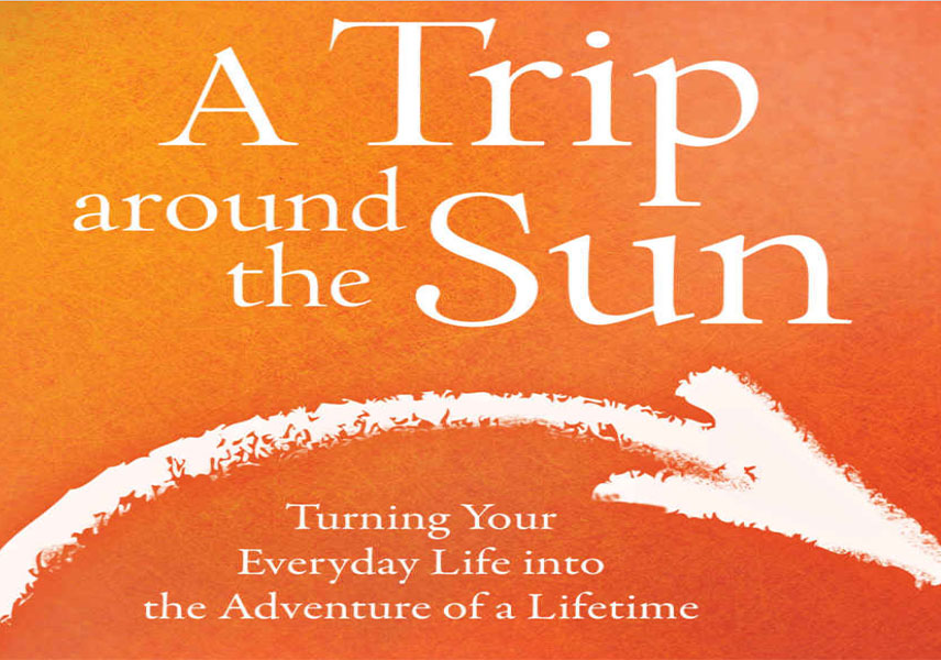 A Trip Around the Sun ~ Book Review