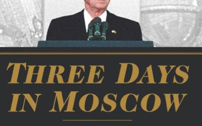 """""""3 Days in Moscow"""" Book Review"""
