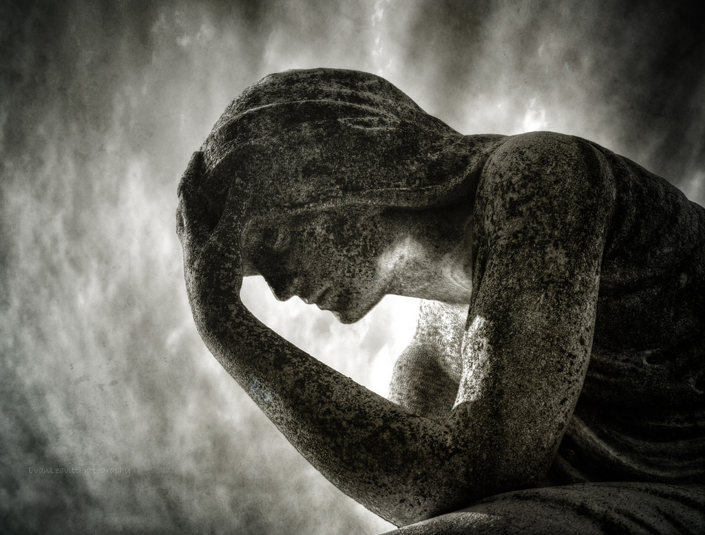 Being Present in the Space of Grief