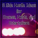side hustles ideas for emcees