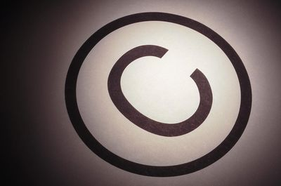 Copyright on the Web Copyright symbol