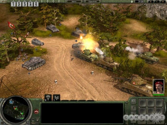 Top 17 World War II Real Time Strategy PC Games Codename  Panzers  Phase Two