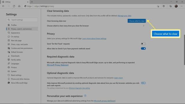 How to Reset Microsoft Edge