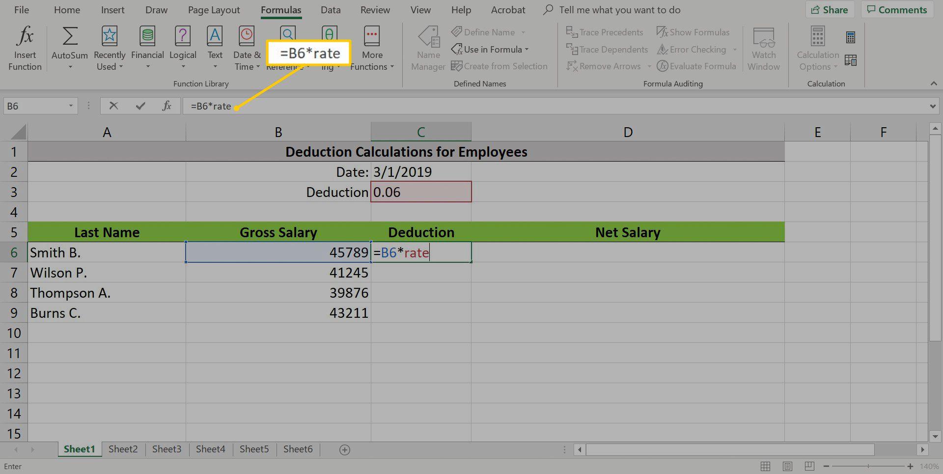 Excel Step By Step Basic Tutorial