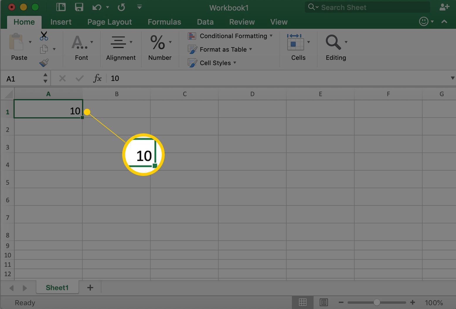 Formulas In Excel Multiply