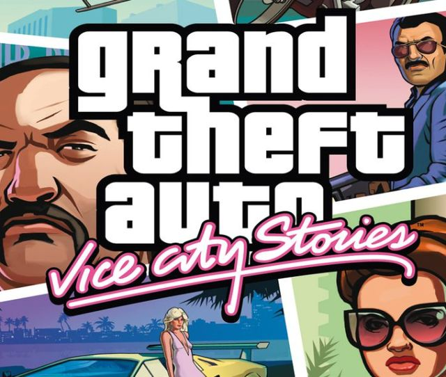 Gta Vice City Stories Wide Image