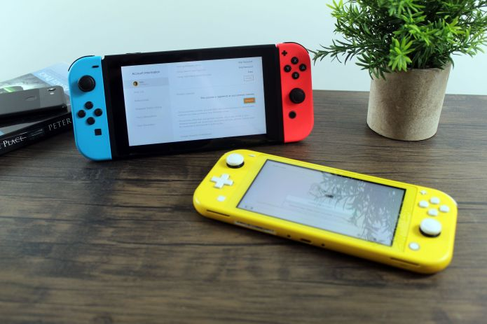 Nintendo Switch Gamesharing How To Do It