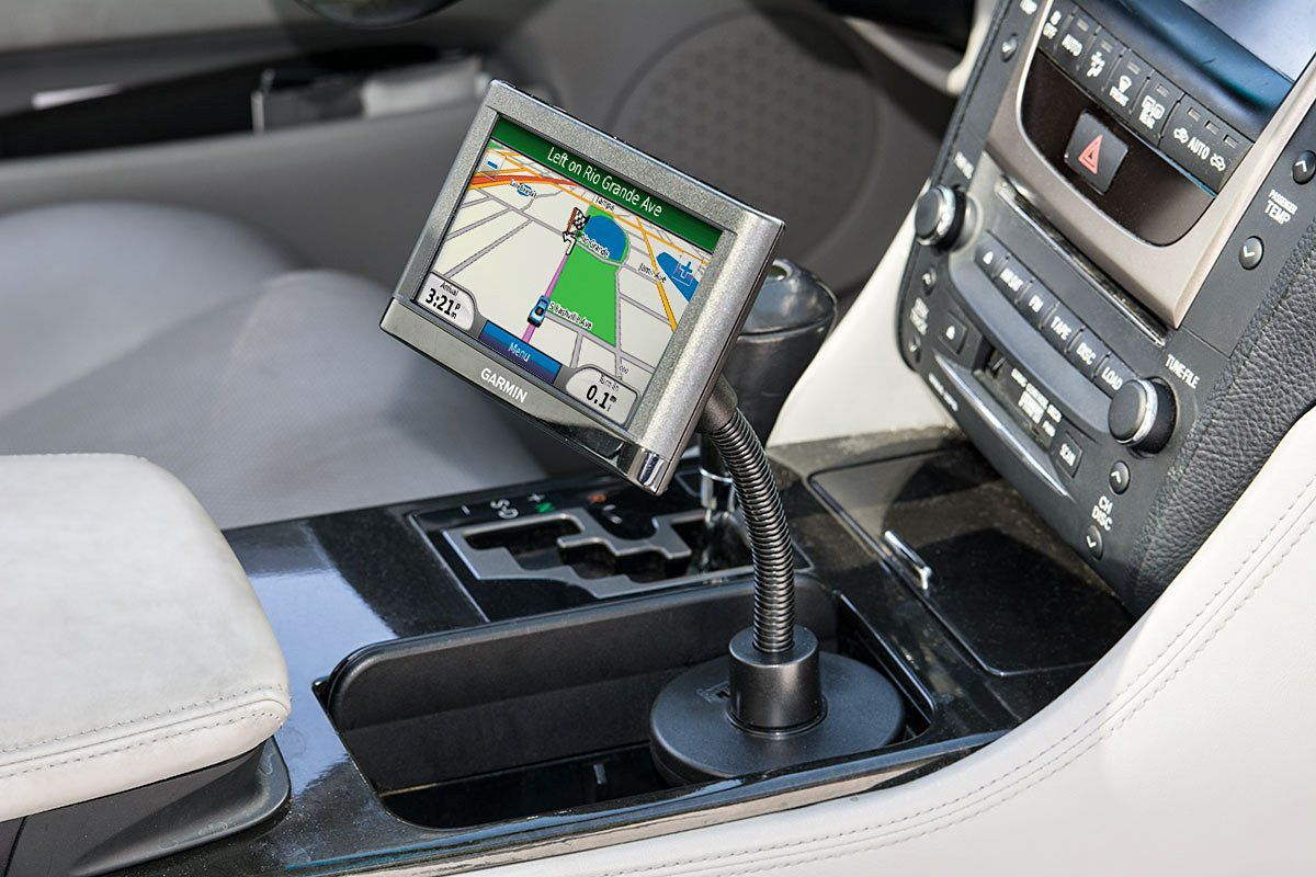 Alternative GPS Mounts For Your Car