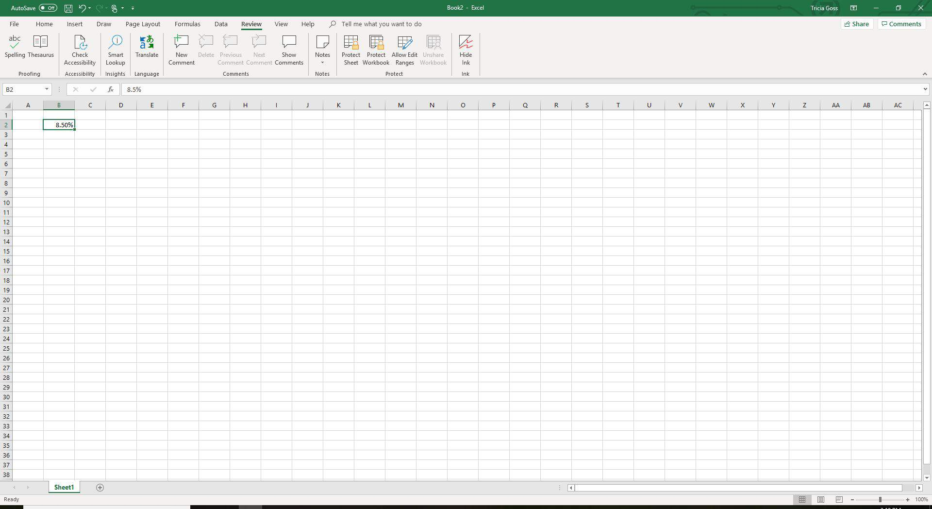 The Name Box And Its Many Uses In Excel