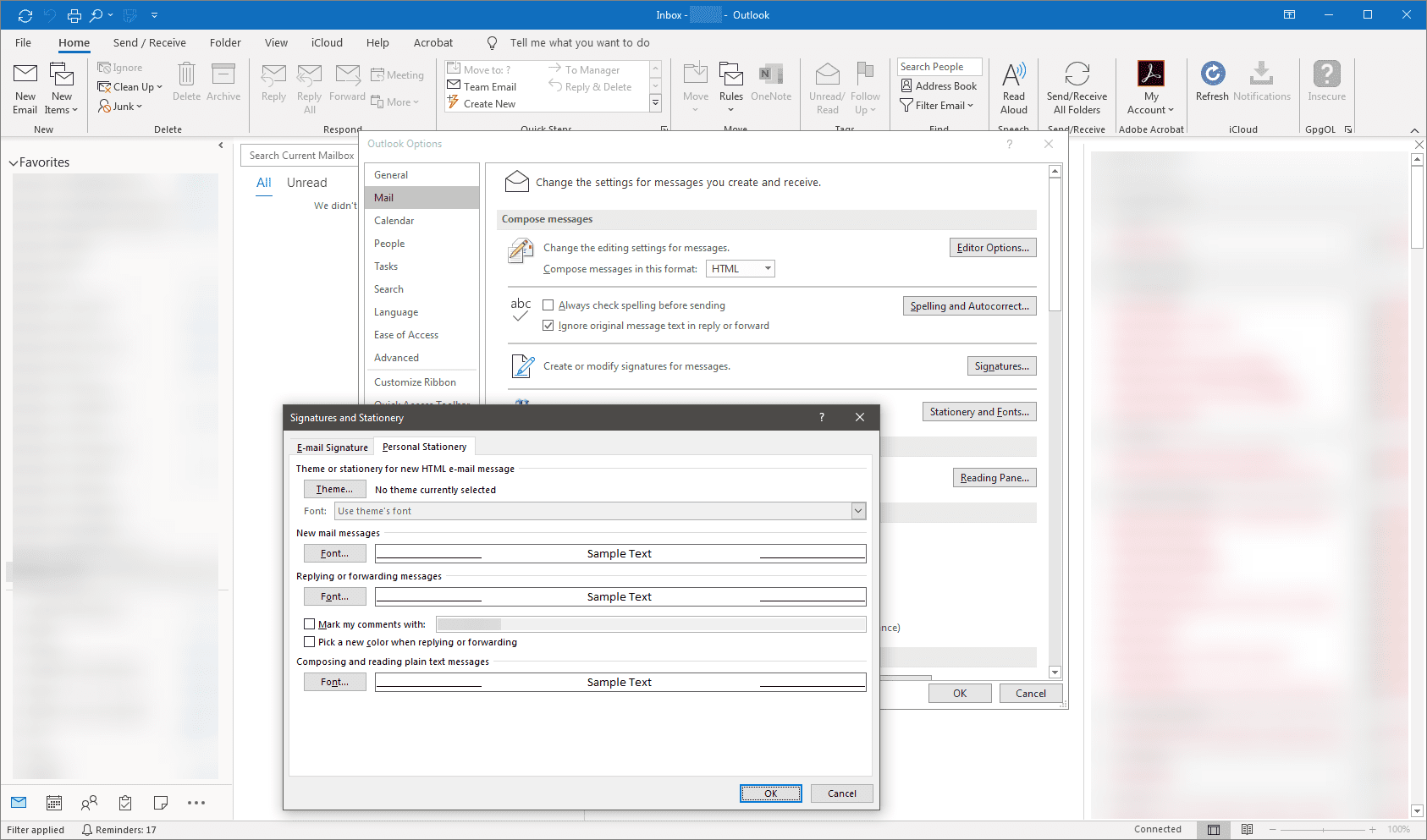 Change The Default Font In Microsoft Office