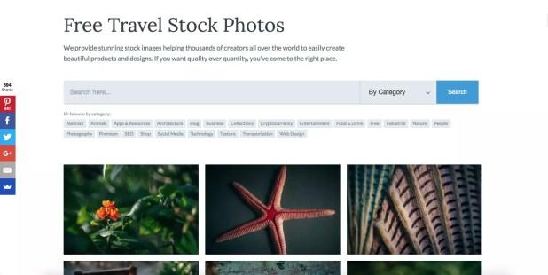 لقطة من FancyCrave.com.