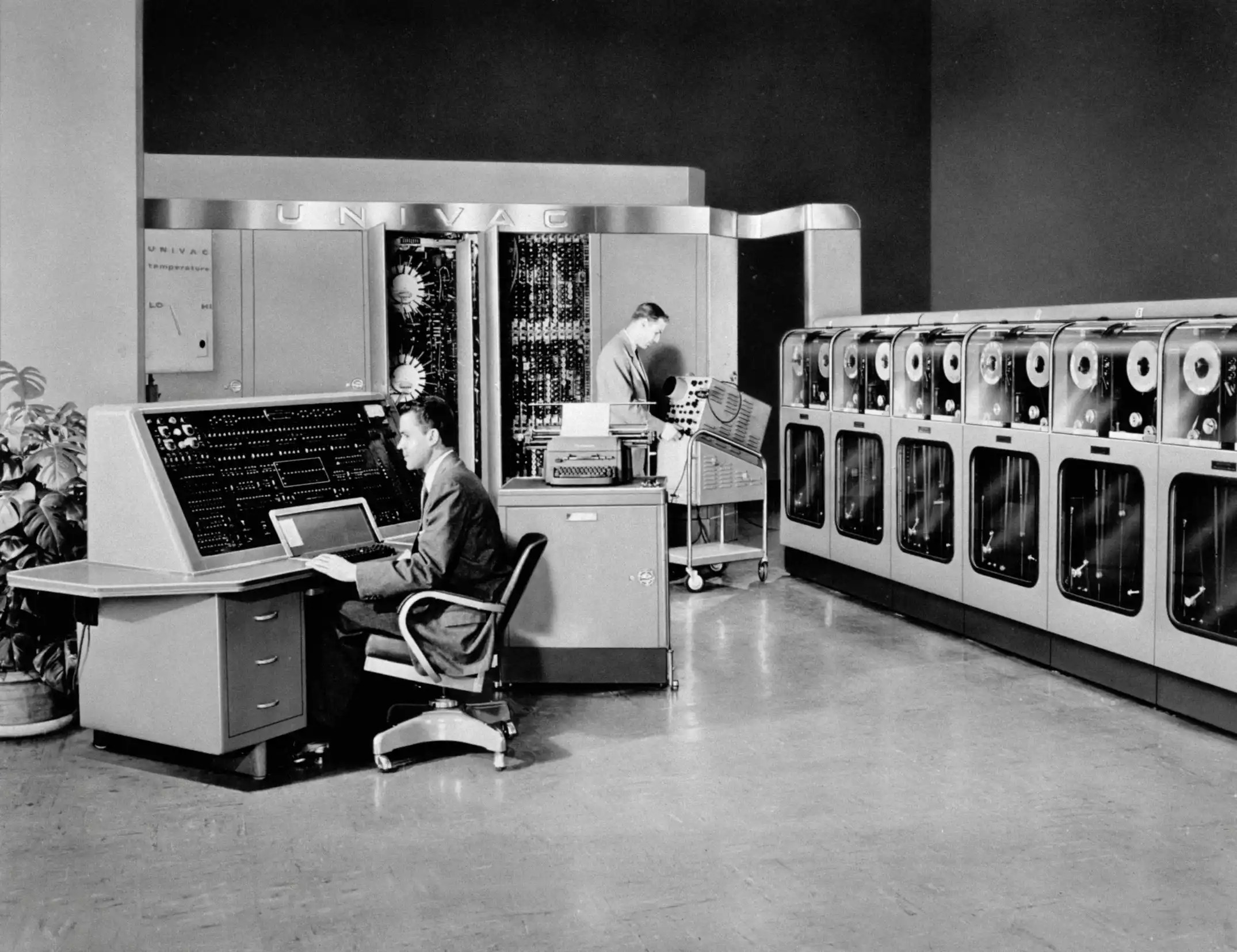 Photo of UNIVAC - The Internet Tips