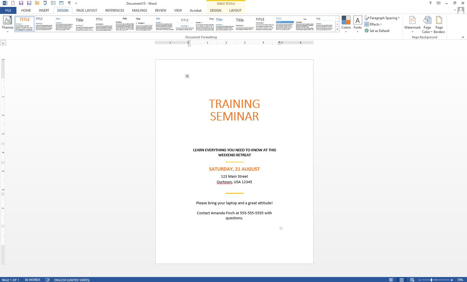 Decorative Page Borders In Word