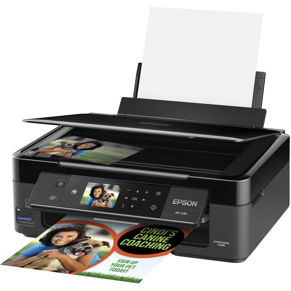 Epson's Expression Home XP-430 Small-in-One Printer