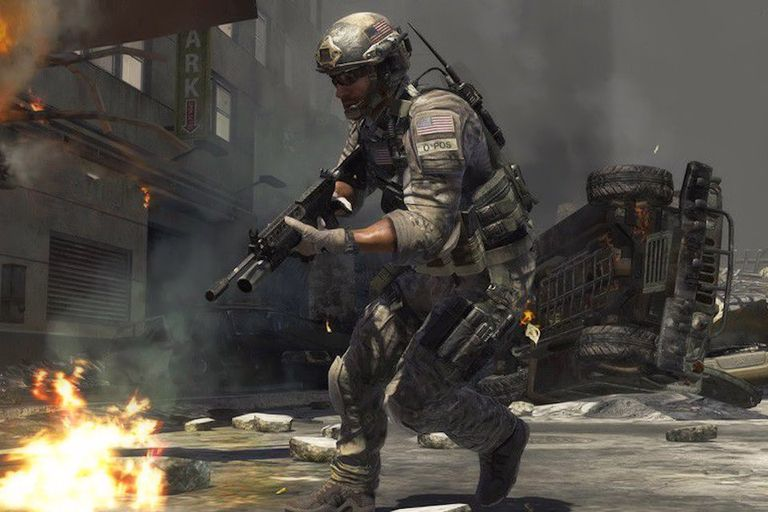 Call Of Duty Modern Warfare 3 System Requirements