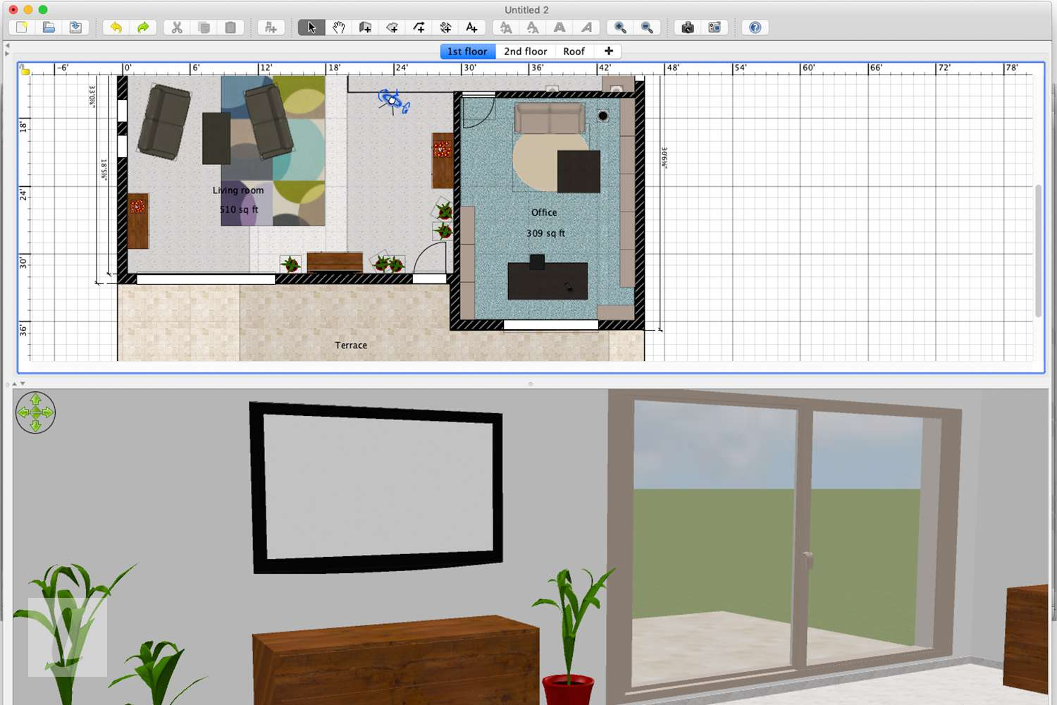 Compare sweet home 3d vs live home 3d in interior design software category based on 16 reviews and. Sweet Home 3d Review Fun And Easy With Some Limitations