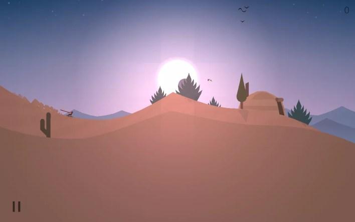 لقطة شاشة لأوديس ألتو
