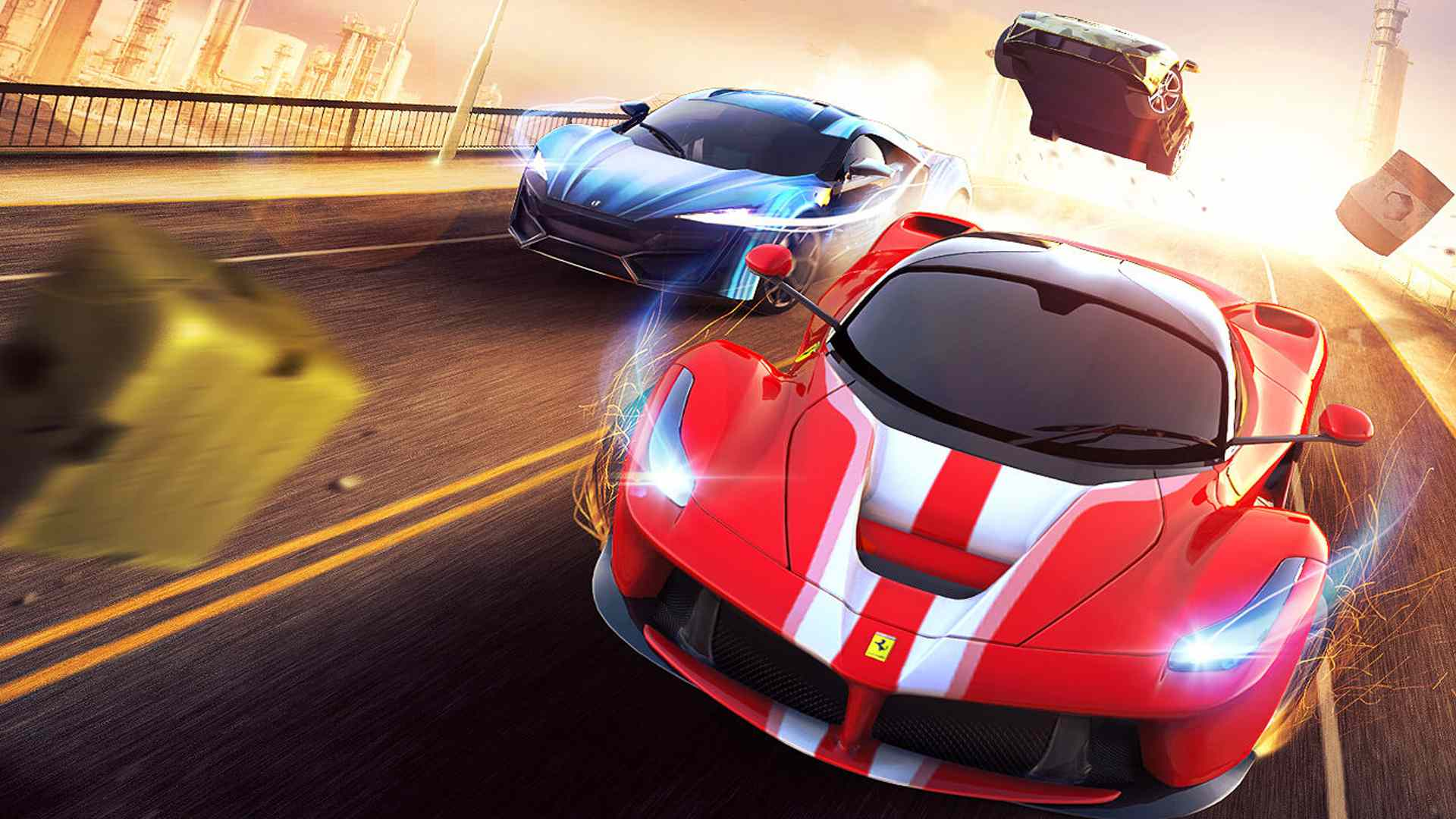 The 8 Best Free Offline Car Racing Games Of