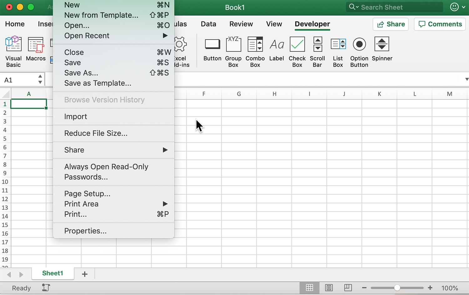 How To Create A Macro In Excel