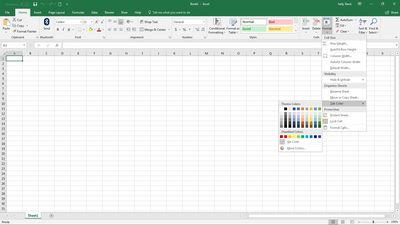 Worksheets And Workbooks In Excel