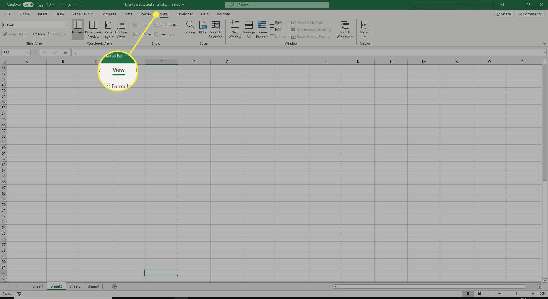 How To Delete A Page In Excel