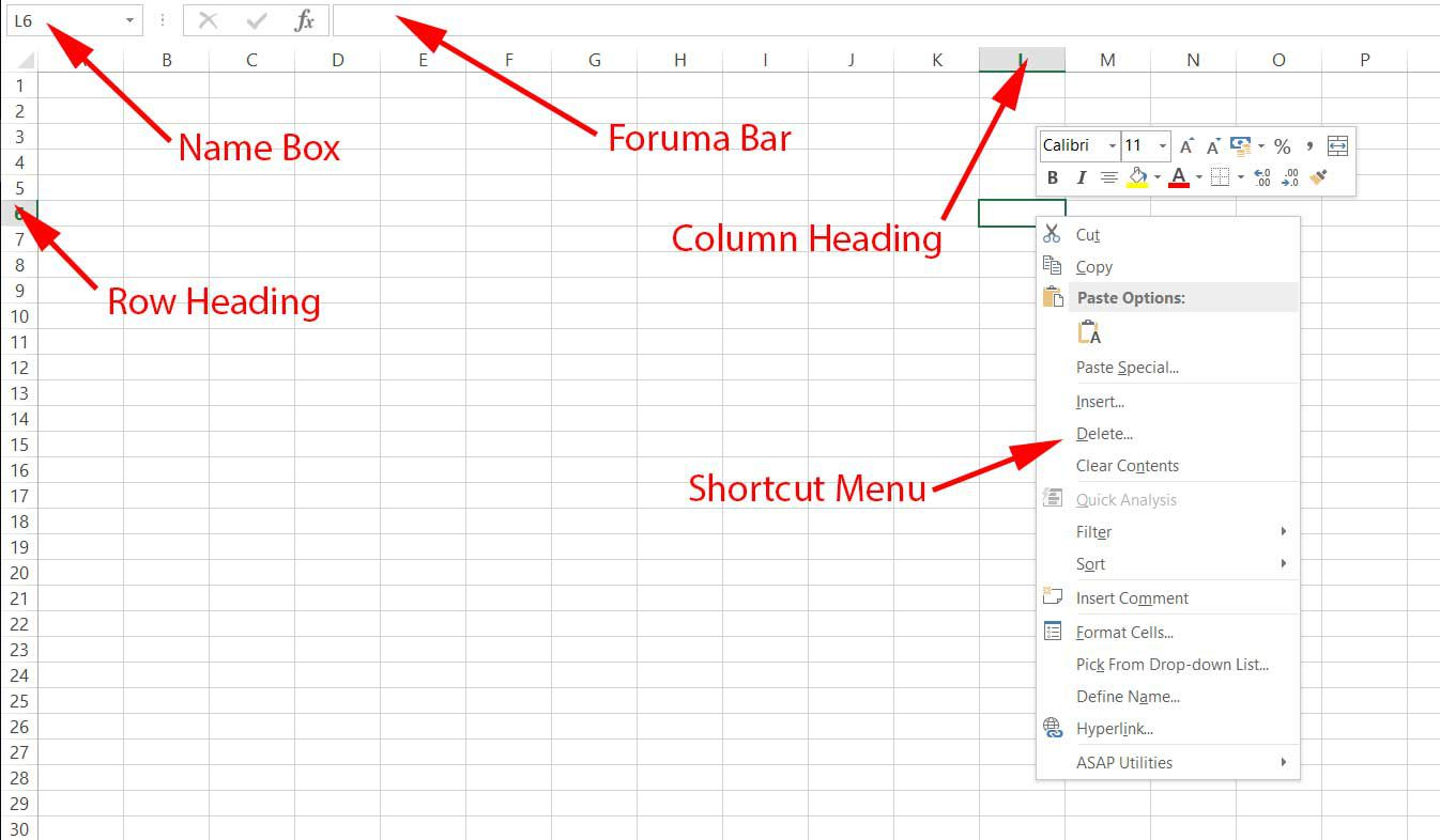 The 20 Best Excel Shortcuts Of