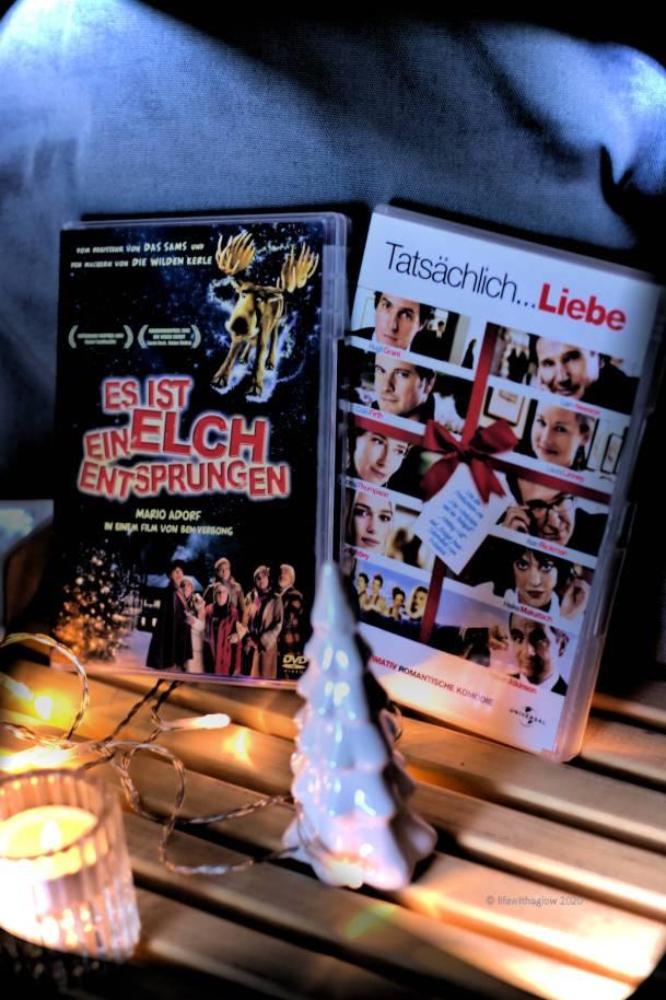 Denke ich an meine Weihnachtsrituale, gehören diese Klassiker unbedingt dazu