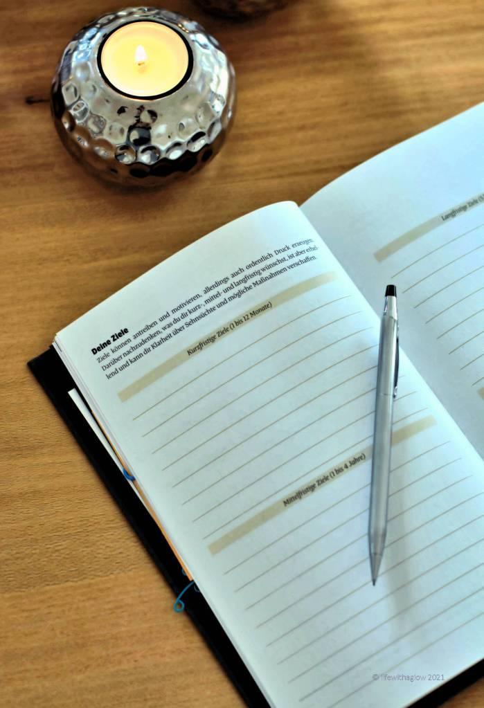 Vorsätze fürs neue Jahr- ich habe kleine Ziele und Wünsche. Das reicht