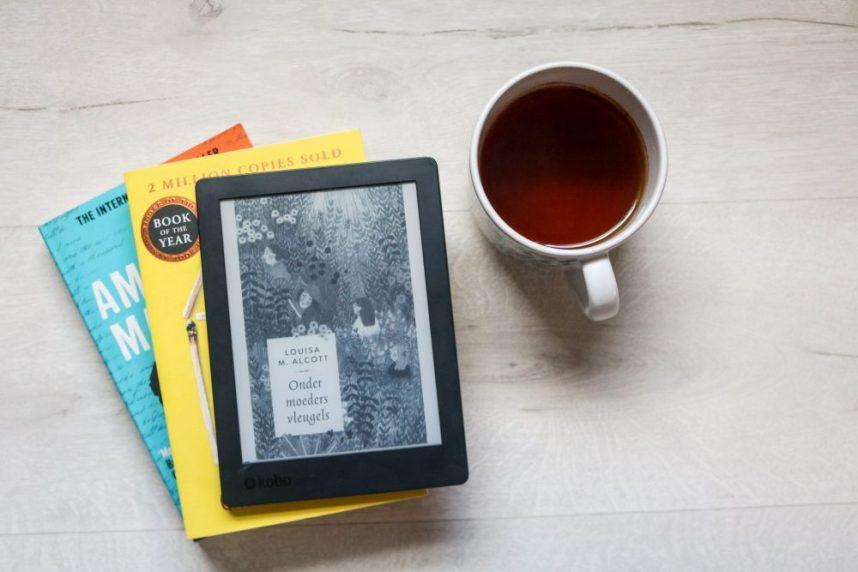 ereader, lezen, boeken, kobo plus, ervaringen, kobo, lifewithanchors