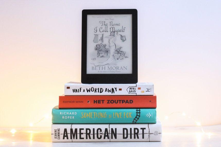 brief, lezen, boeken, 2020,