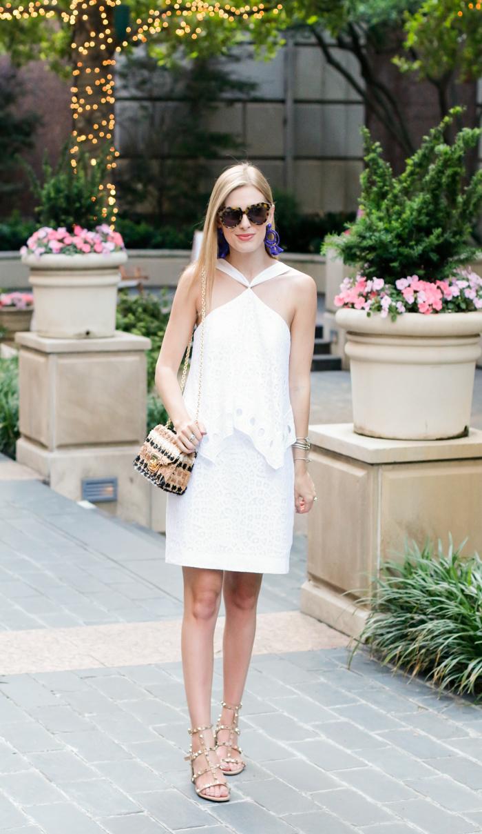 lilly putlitzer white dress
