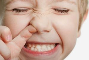 Stuck in My Toddlers Nose! Removing a Foreign Object From a Child's Nose