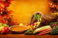 thanksgiving symbols cornucopia