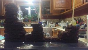 terraria cake minecraft cake party