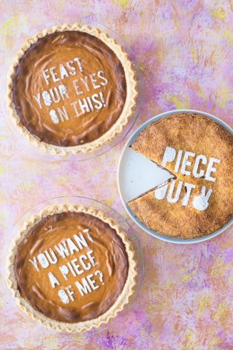 Pie Decorations Pie Designs