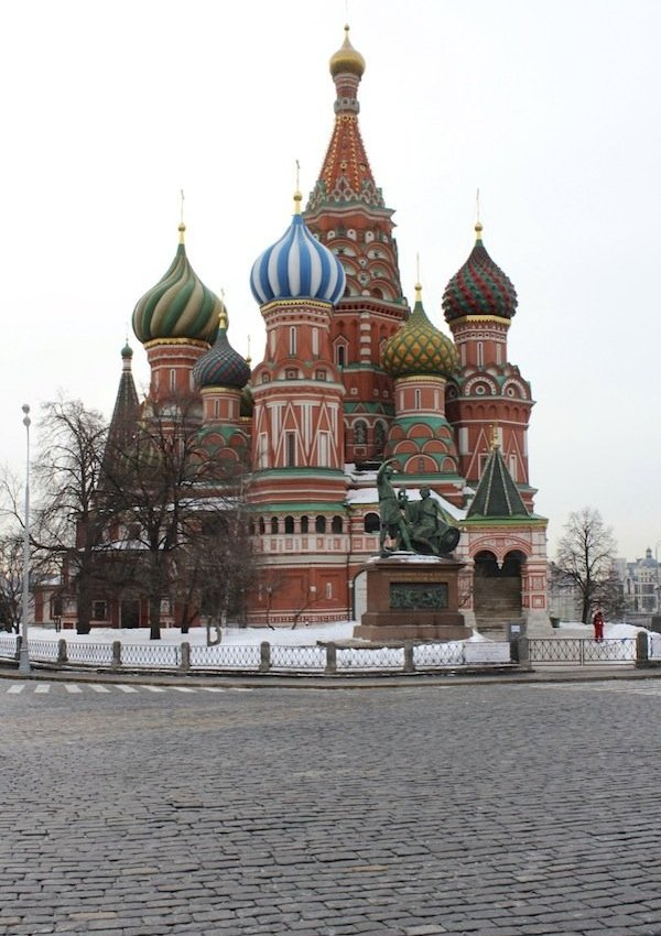 st. basils cathedral moscow