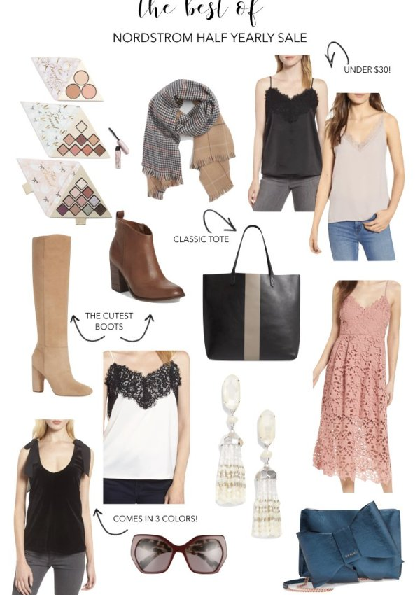 best of nordstrom half yearly sale 2018
