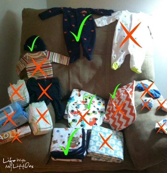 What To Pack In Your Baby S Hospital Bag
