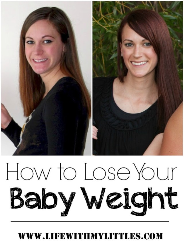 How to lose your baby weight: eleven tips to help you get rid of the weight after pregnancy and help keep it off!