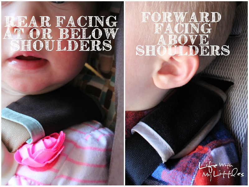 Car Seat Mistakes You Are Probably Making: check this list to see if you are making any of these mistakes and learn how to properly put your kids in their car seats