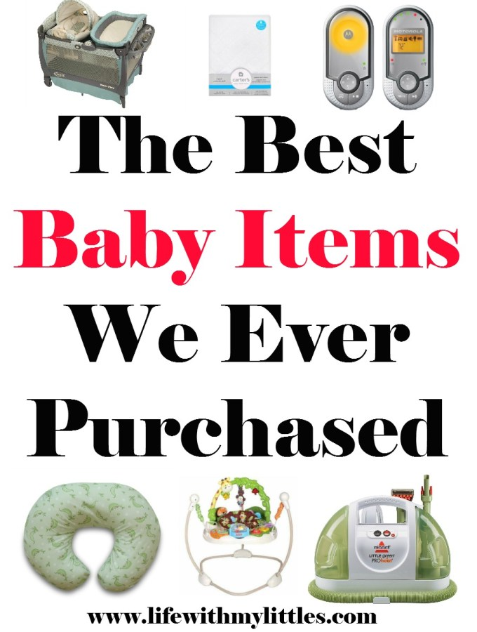 The Best Baby Items We Ever Purchased
