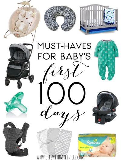 must-haves-for-babys-first-100-days