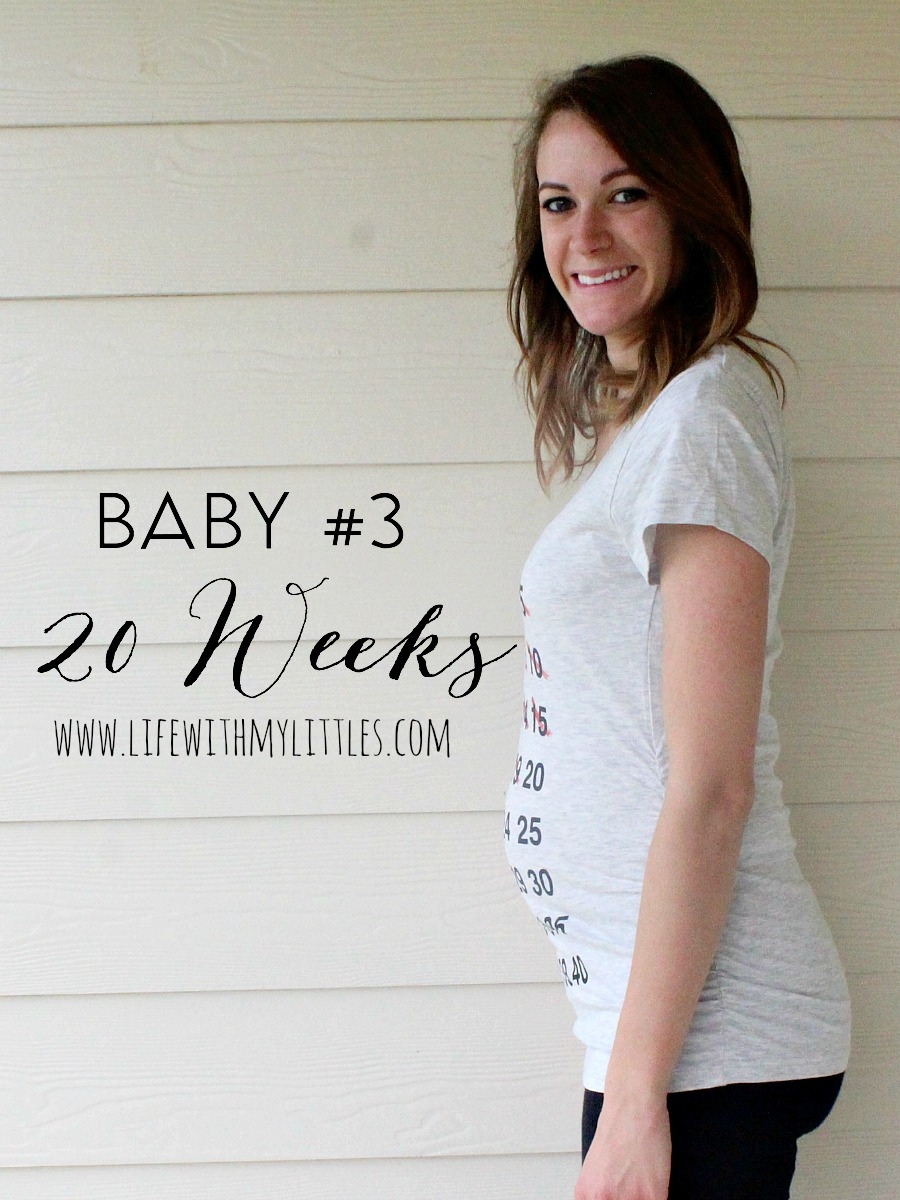 Pictures of 20 weeks pregnant