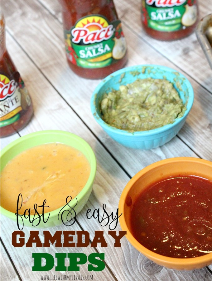 Gameday Dips Made Easy
