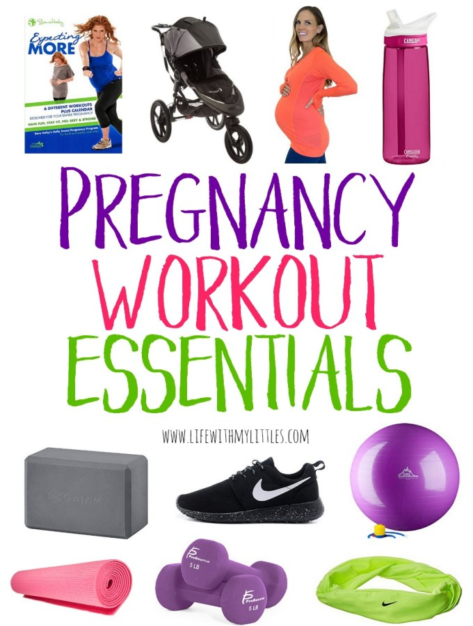 Pregnancy Workout Essentials