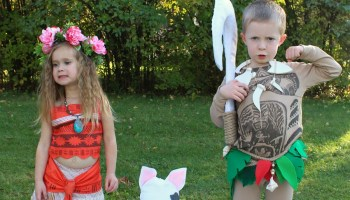 60+ Halloween Costumes for Pregnancy - Life With My Littles