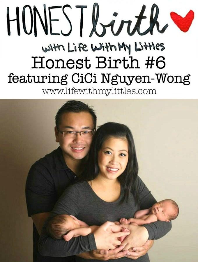 Honest Birth #6 featuring CiCi Nguyen-Wong