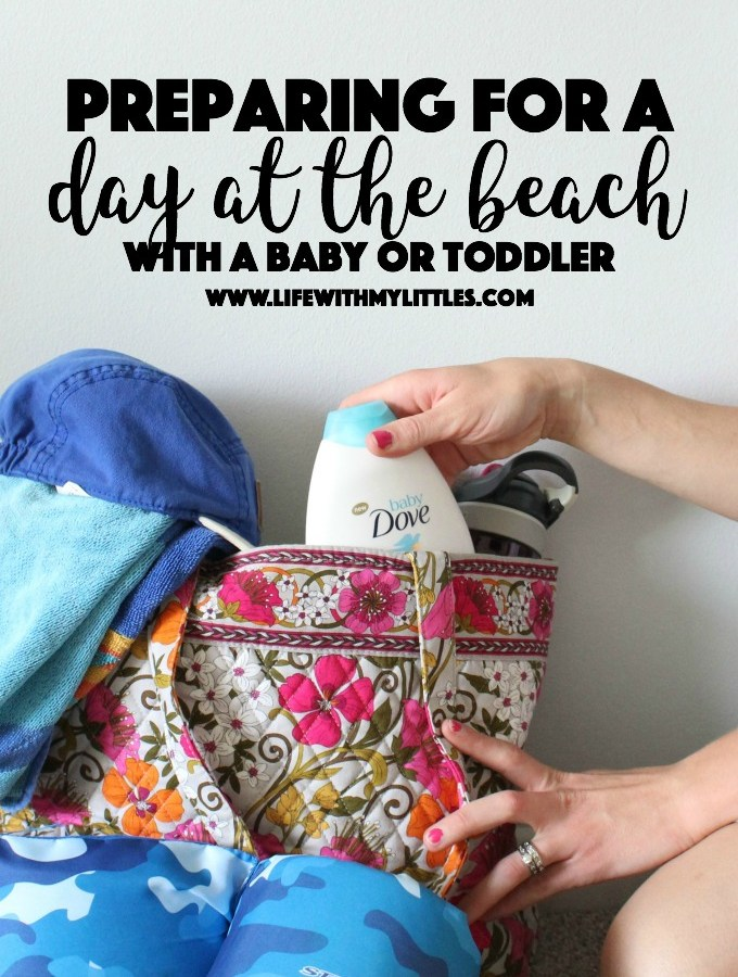Preparing for a Day at the Beach With a Baby or Toddler
