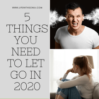 5 Things You Need To Let Go In 2020
