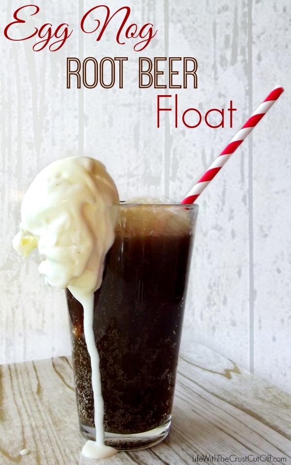 Egg Nog Root Beer Float #HolidayReady, #shop, #cbias